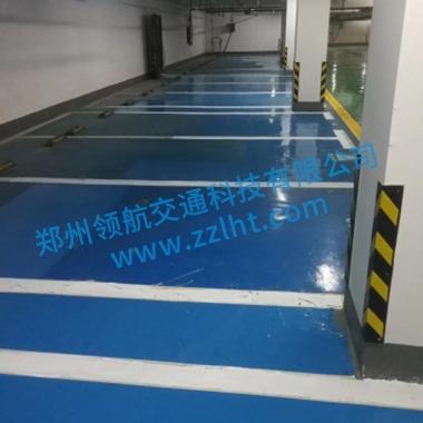 郑州龙湖尚东郡地下车库整改案例