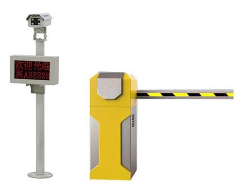 车牌识别停车系统如何工作?