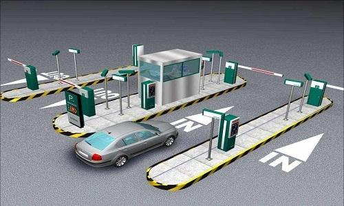 """智能停车场系统——新世纪的停车场""""管家"""""""