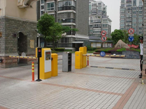 智能停车场系统厂家带你了解停车场管理系统是由哪几部分组成的