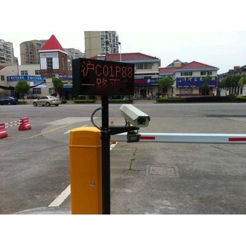 郑州车牌识别系统厂家带你了解一体式车牌识别控制机的特点与优势