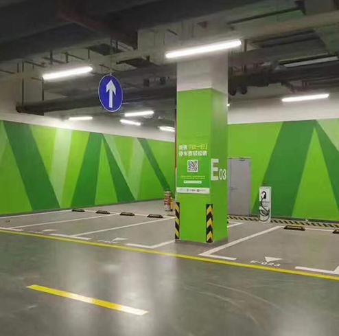 郑州领航交通科技有限公司简述停车场划线这样做更好