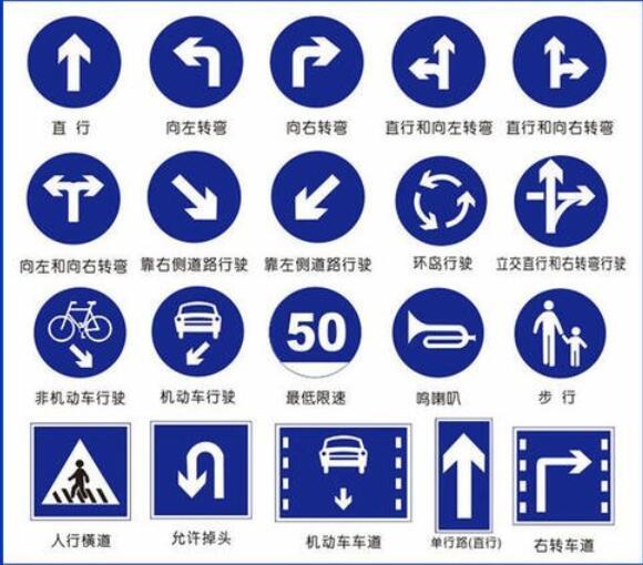 停车场指示牌定制