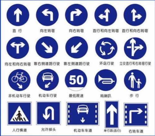 安阳停车场指示牌定制
