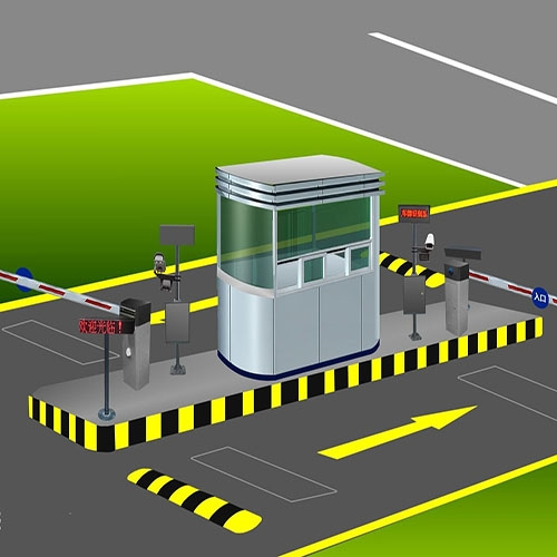 安阳智能停车场系统