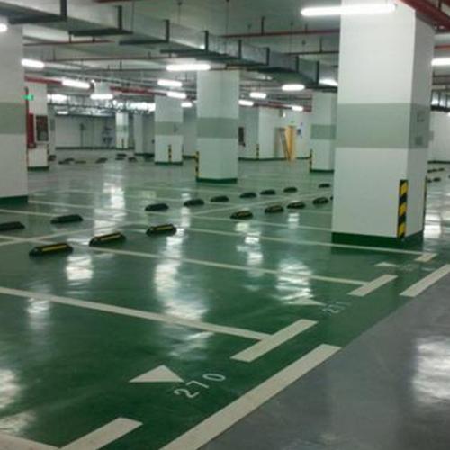 郑州停车场划线